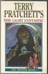 Pratchett, Terry (verhaal); Steven Ross & Joe Bennet (illustraties) Scott Rockwell (adaptatie) - The light fantastic. The graphic novel