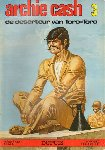 Malik/ J.M. Brouyere - Archie Cash nr. 03 , De Deserteur van Toro-Toro, softcover, goede staat