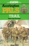 Turner, William - Battleground Europe - Accrington Pals, Trail (Home and Overseas), 192 pag. paperback, gave staat