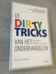 Houtem, George van - De dirty tricks van het onderhandelen / ontdek de regels van het spel en verbeter je machtspositie
