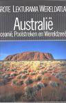 Lekturama - Diverse medewerkers - GROTE LEKTURAMA WERELDATLAS - AUSTRALIË, OCEANIË, POOLSTREKEN EN WERELDZEEËN