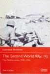 Collier, Paul. - The Second World War (4) The Mediterranean 1940-1945. Essential Histories 48.
