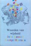 Lennon, John en Harrison, George - Woorden van wijsheid