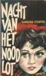 Stanton, Barbara - Nacht van het noodlot
