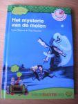 Thijssen, Coen  & Fisscher, Tiny / ill.Steen, Wilbert van der - Het Mysterie van de Molen