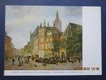 A. Mak N.V. - Dordrecht  Kunst- en Antiekveilingen sinds 1839 - Reclamekaart met tekst: Van heden af gelegenheid tot bijvoeging voor de NAJAARSVEILING 1966