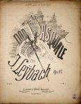 Leybach Joseph: - Don Pasquale. Fantaisie pour piano. Op. 93