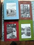 Bloemlezing, verschillende schrijvers - Poëtische landschappen, 10 verschillende delen ( ook los te koop €5,00 per stuk)