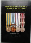 Oldham, G.P. and Delahunt, B. - Orders, decorations, and medals awarded to New Zealanders: An illustrated guide for collectors