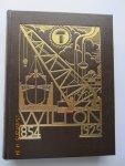 Brusse, M.J. - Wilton 1854-1929. Un historique concernant l'existence de soixante quinze ans de Wilton's Machinefabriek en Scheepswerf.