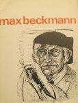 Beckmann, Max ; Günter Busch (intro) ; Wim Crouwel (design) - Max Beckmann, grafiek