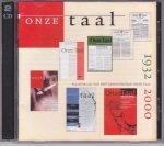 - Onze Taal 1932-2000