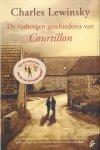 Lewinsky, Charles - De Verborgen Geschiedenis van Courtillon, 287 pag. hardcover + stofomslag, gave staat