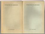 Dreesmann, A. C. R. - Evolutie en expansie : een onderzoek naar de samenleving van vorm, functie en prijspolitiek in de detailhandel, inzonderheid bij het Grootbedrijf ( boek1 + boek2 )