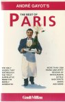 Reisgids - ANDRÉ GAYOT'S - THE BEST OF PARIS