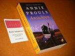 Edna Annie Proulx. - Ansichten