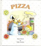 MOSES, BRIAN & MIKE GORDON (illustraties) - PIZZA