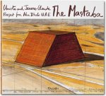 auteur onbekend - Christo and Jeanne Claude, the Mastaba, Project for Abu Dhabi
