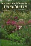 Herwig, Modeste - NIEUWE EN BIJZONDERE TUINPLANTEN - Meer dan 450 planten - In zeeg goede staat!