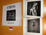 Olaf, Erwin - Chess men, An attempt to play the game. 32 Photographs by Erwin Olaf
