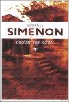 Georges Simenon - Brief aan mijn rechter
