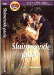 Bennett Sara Vertaling  Helene Leon - Sluimerende Passie Candlelight Historische roman 921