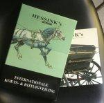 Hessink's veilingen - Tweede Koets- en Rijtuigveiling  Victoria