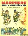 redactie - Mariniers van vandaag. Het korps mariniers in 1980