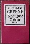 Greene, Graham - Monsignor Quixote / a novel