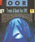 Diverse auteurs - Muziekkrant Oor 1991 nr. 02 ,  met o.a. Guns 'n Roses, Aswad, Killling JokeRoger McGuinn (Byrds)
