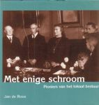Roos, Jan de - Met enige schroom (Pioniers van het lokaal bestuur)