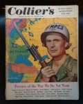 redactie Collier's Weekly - Collier's Weekly 27 october 1951 Russian Defeat and Occupation 1952  - 1960