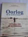 Blokker, Jan jr. - Oorlog in je achtertuin / verhalen van de Grebbelinie