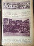 Redactie - Geïllustreerd Wereldnieuws. Gebonden weekbladen. No. 1, 1916 t/m No. 36, 1917