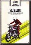 Lockwood, Tim - SUZUKI service-repair handbook 380-750cc Triples 1972