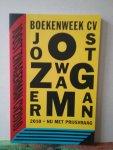 Zwagerman, Joost - Boekenweek CV 2010