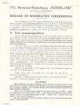 SMN - N.V. Stoomvaart-Maatschappij Nederland Bagage- en Noodhaven Verzekering