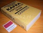 Kafka, Franz - Verzameld Werk [gele band]