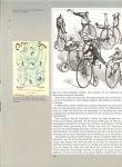 Andric, D./Gravic, B./Simons, W.J. geillustreerd met 40 unieke dubbelpagina's airbrush - illustraties ruim 150 zwart - wit en 60 kleurenillustraties - Fietsen. Van loopfiets tot mountainbike twee eeuwen ontwikkeling wordt besproken,fietsen industrie, onderdelen van de fiets, wielersport vrouwen op de fiets, de fiets en het toerisme, fietsen en onze gezondheid en vele meer
