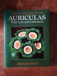 Hyatt Brenda - Auriculas Their Care and Cultivation