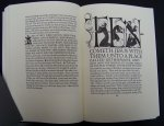 Illustrated by Eric Gill - The Four Gospels of the Lord Jesus Christ - Limited Edition 2750 Copies