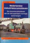 Herder, H. de - Nederlandse industrielocomotieven. De stoomlocomotieven van de niet-openbare normaalspoorwegen.
