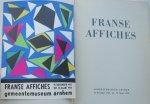 Adhemar, Jean (intr.) - Franse affiches