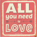 onbekend - All you need is love