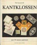 Leeuwrik, Nel - Kantklossen.  Met 50 nieuwe patronen
