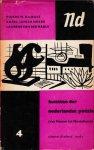 Dubois, Pierre H. e.a. - facetten der nederlandse poëzie 4 (van Hensen tot Nooteboom)