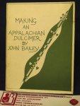 Bailey, John - Making an Appalachian Dulcimer