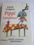 Lindgren, Astrid - Pippi Langkous. Astrid Lindren Bibliotheek