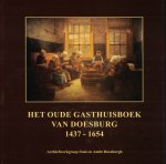 Pos, Ton & Liesbeth Rensing & Carl König - Het oude Gasthuisboek van Doesburg 1437-1654