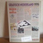 - Grafisch Nederland 1976 ,vrijheid van drukpers